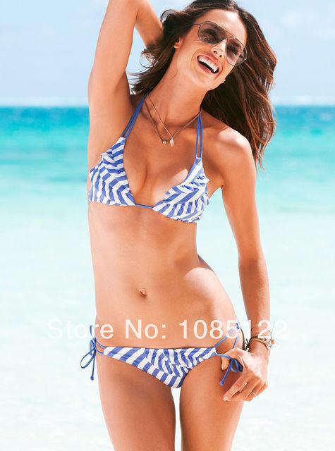 Bikini girl no part top