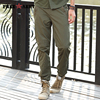 Brand Clothing Men Pants Army Green Military Tactical Pants 2017 Spring And Summer New Cargo Pants