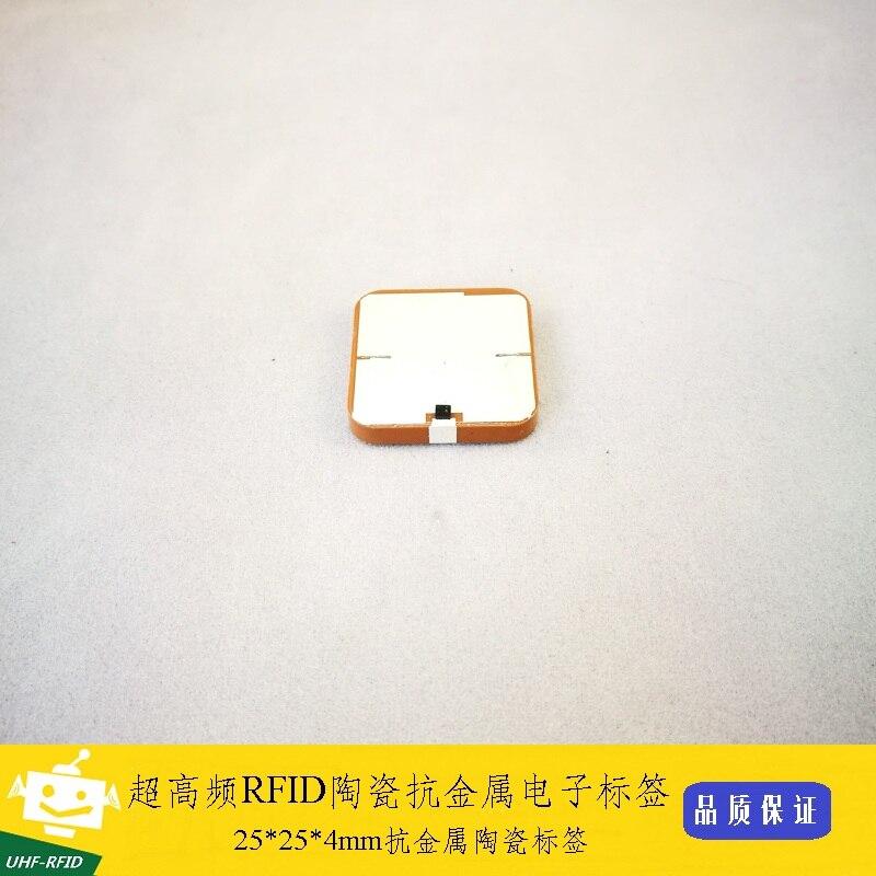 UHF RFID UHF-RFID Анти Металла Керамика электронные этикетки 6C протокол Керамика label