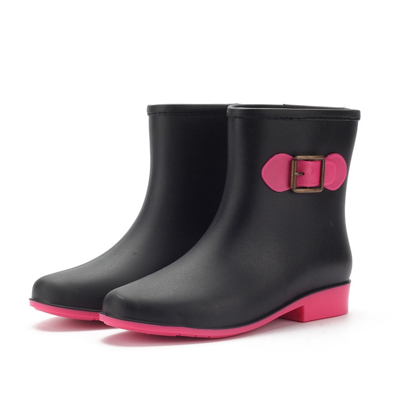 Short Womens Rain Boots - Cr Boot