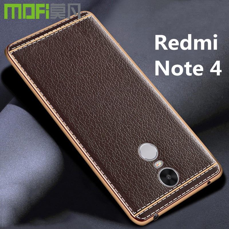 xiaomi redmi note 4 case mofi original xiomi redmi note 4