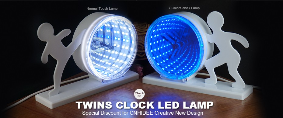 promotion for Clock Lamp