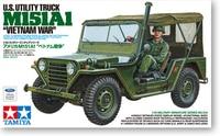 1/35 American Vietnam War M151A1 Cross country Jeep 35334