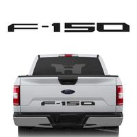 MDATT Insert Letters for Ford F150 2018 2019 3M Adhesive & 3D Raised Tailgate Decal Letters