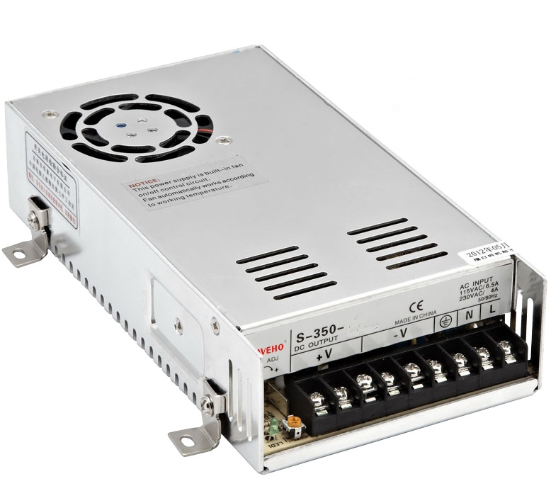 Professional switching power supply 400W 60V 6.6A manufacturer 400W 60v power supply transformer