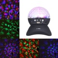 2016 Wireless Speaker 3W LED Light Ball Stage Lights Disco Lamp Magic Bluetooth 2.1 + EDR RGB LED Light Support TF Card FM radio