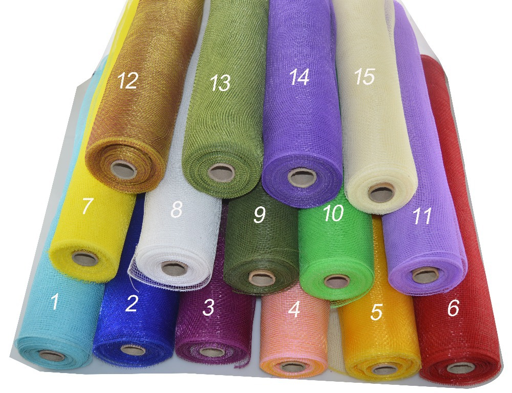 Online Buy Wholesale Deco Mesh From China