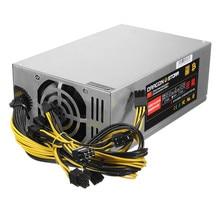 6pin * 10 1600 Watt Atx-netzteil Für ETH S7 S9 für L3 + hohe Qualität Bergbau Maschine Stromversorgung für Eth Bitcoin Miner Antminer