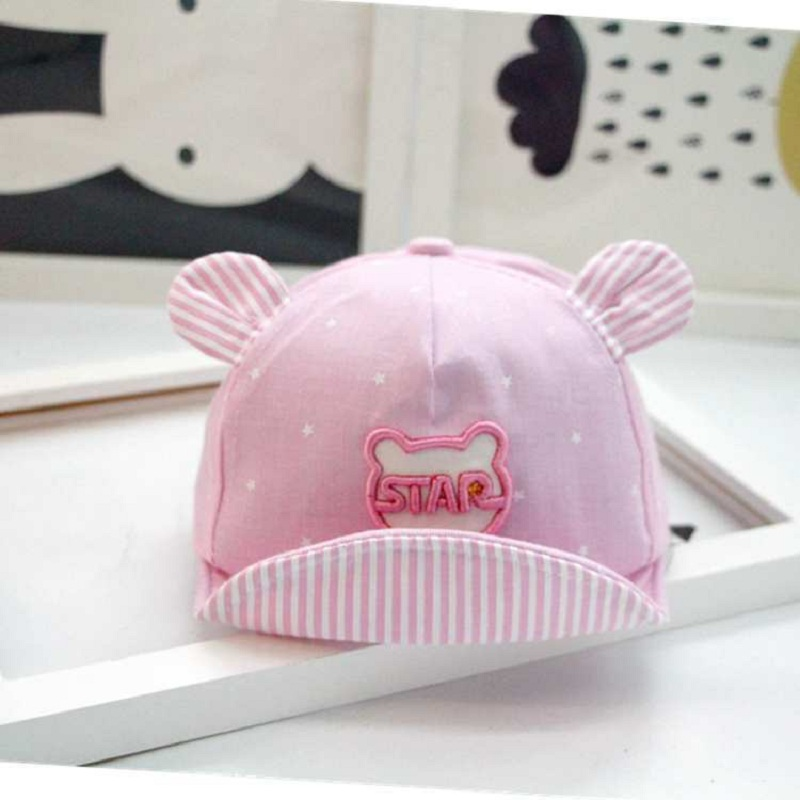 205910b9246c7 Fashion Baby Boys Girls Hat Soft Baseball Cap Baby Summer Hats Newborn Baby  Boy Beret - aliexpress.com - imall.com