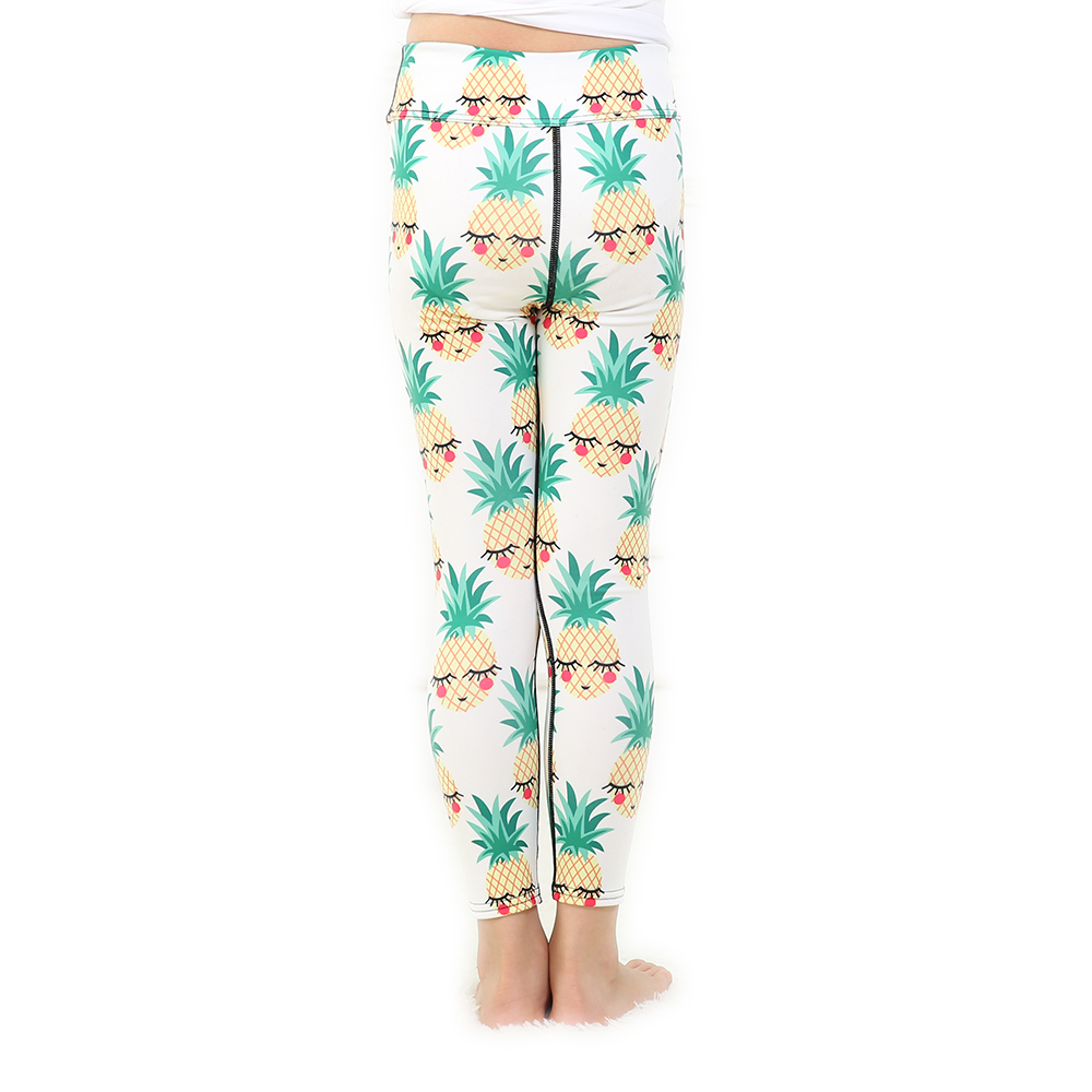 ①  Спортивные штаны для йоги Love Spark Kids Girls ✔