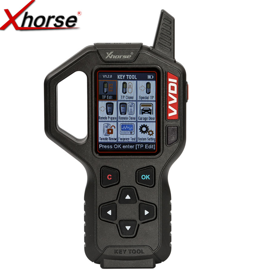 Original Xhorse V2.3.9 VVDI Key Tool Remote Key Programmer English Version xhorse vvdi mb nec elv adaptor