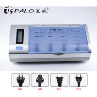 PALO 2018 New Rechargeable LCD Display Smart Screen Battery Charger For Ni MH NI CD AA/AAA/SC/C/D/9V Size Batteries