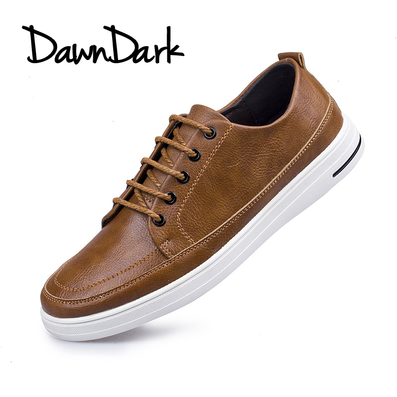 Men Leather Casual Shoes Lace-up Man Flat Luxury Fashion Chaussure Homme Soft Zapatos Hombre Summer Men Genuine Leather Shoes new fashion men shoe genuine leather lace up mixed colors man dress business casual shoes zapatillas deportivas zapatos hombre page 5