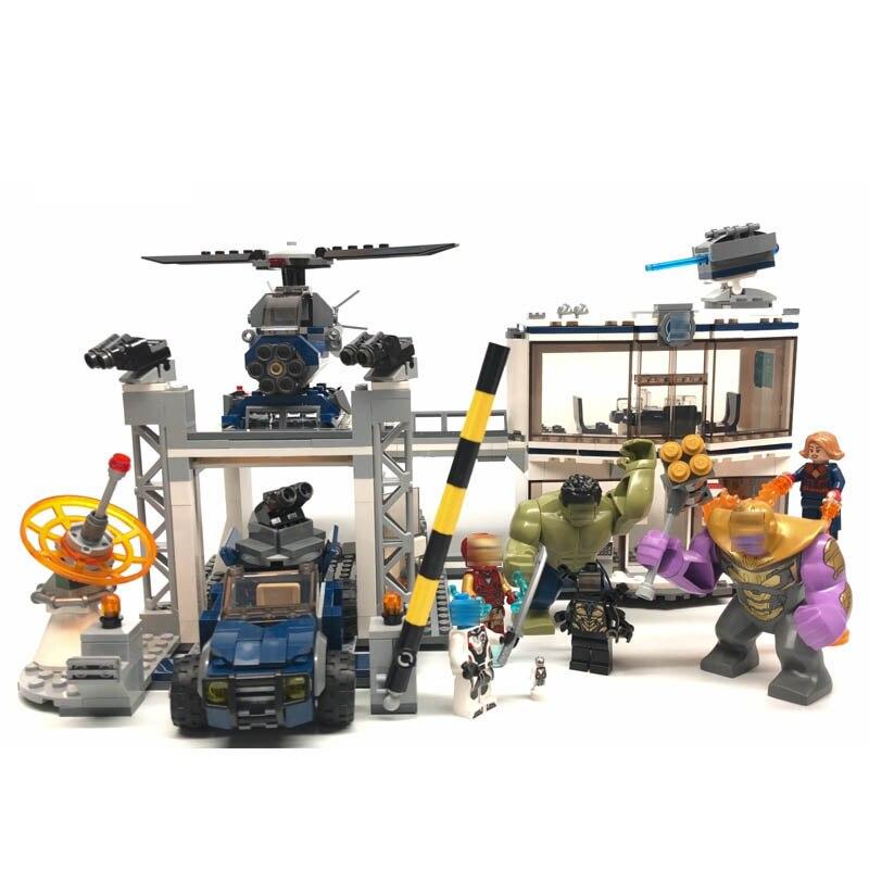 Série Police de la ville véhicule voiture hélicoptère poste de Police modèle blocs de construction briques à monter soi-même Compatible avec les jouets de la ville Legoinglys