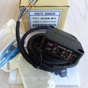 Image 3 - BEN5M MFR AC/DC Autonics Retroreflektif Fotoelektrik değiştirme sensörü Algılama 5 Metre Röle Çıkışı % 100% Yeni Yüksek Kaliteli
