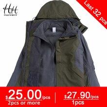 HanHent Three in One Windproof Warm Jackets Outside Men's De