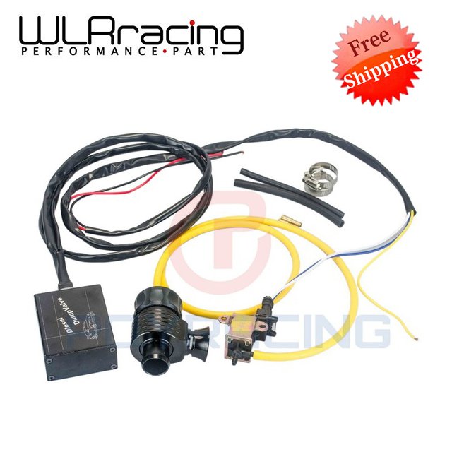 WLRING FR SHIPPING- New ElectrIcal Diesel Blow Off Valve With Horn Outside /Diesel Dump Valve/Diesel BOV with Horn WLR5011W+5743