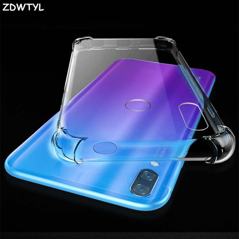 <font><b>Huawei</b></font> P Smart Plus <font><b>Case</b></font> <font><b>Huawei</b></font> Honor 7A 7C Pro 8A 8C 8X Soft TPU Cover Full <font><b>Case</b></font> <font><b>Huawei</b></font> Y5 Y6 <font><b>Y7</b></font> Prime 2018 <font><b>2019</b></font> <font><b>Case</b></font> Nova 3 3i image