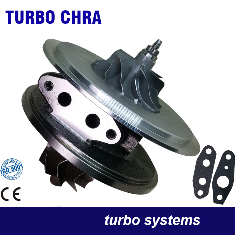 <font><b>GT2056V</b></font> Turbocharger core cartridge 14411EC00E 14411EC00C 14411EC00B 769708 turbo chra for Nissan Pathfinder 2.5 DI YD25 171 HP image