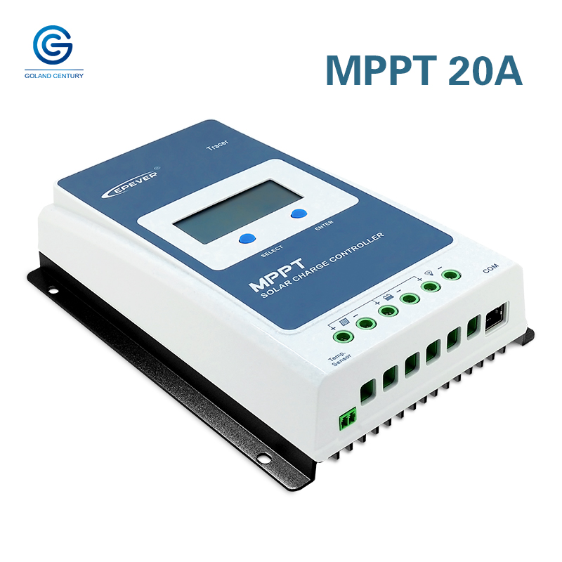 New Arrival Lithium Battery MPPT Controller Tracer 2210AN 12V 24V Auto Work Solar Charge Controller For Solar Energy SystemNew Arrival Lithium Battery MPPT Controller Tracer 2210AN 12V 24V Auto Work Solar Charge Controller For Solar Energy System