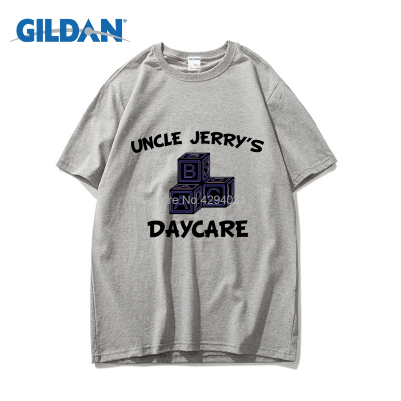 acfcc132bbe Uncle Jerry S Daycare Tee Shirt 2018 Simple Cotton Where To Buy T Shirts  Online Clothes Tee Shirt Buy-in T-Shirts from Men s Clothing on  Aliexpress.com ...