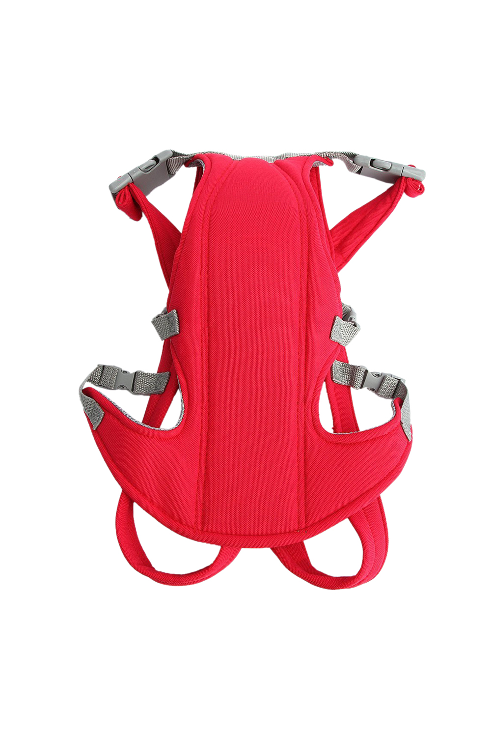 MACH Adjustable Infant Baby Carrier Newborn Kid Sling Wrap Rider Backpack Red