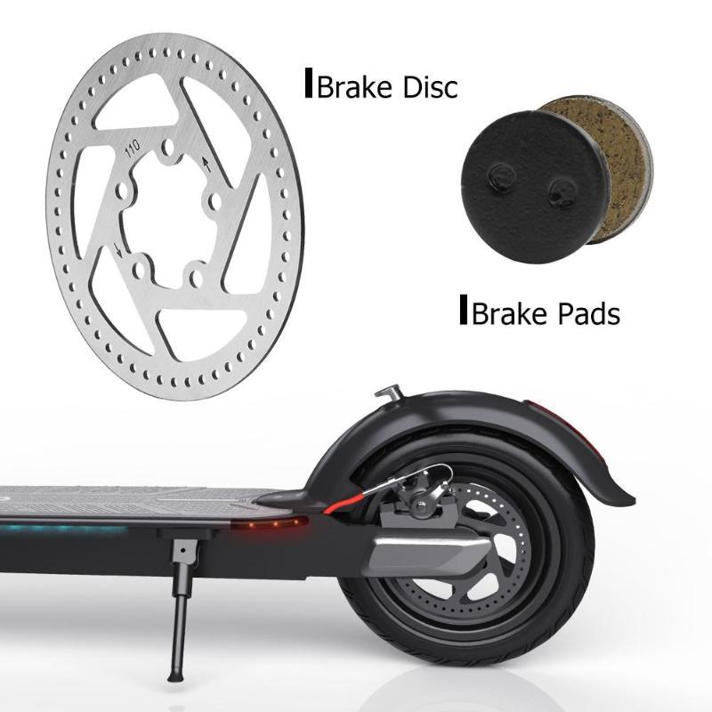 Componenti per componenti di freni a disco per scooter elettrici per Xiaomi