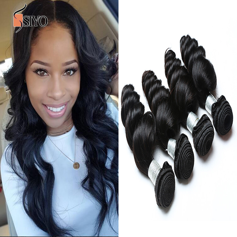 Unprocessed 7A Siyo Hair Products Indian Virgin Hair Loose -1132