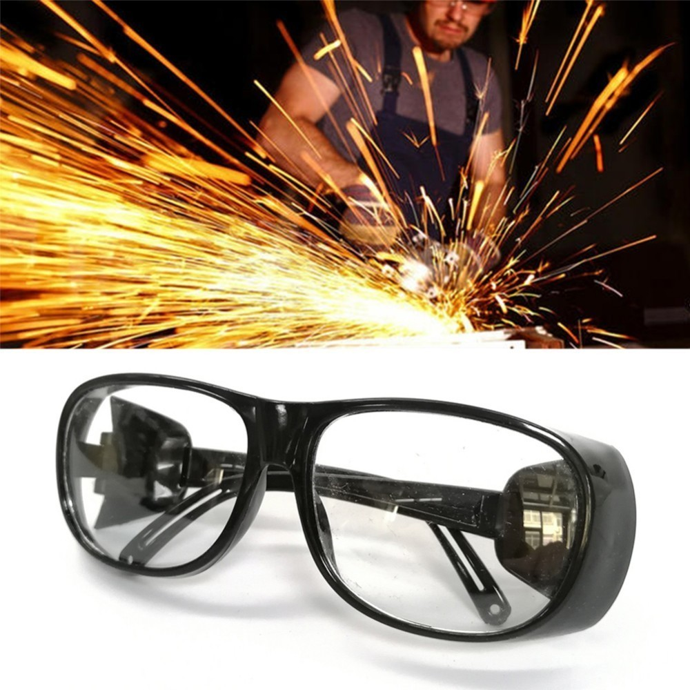 Gas Welding Electric Welding Polishing Dustproof Goggles Labour Protective Eyewear Sunglasses Glasses Goggles Working Protect CO
