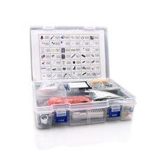 Ultimate starter kit в том числе ультразвуковой Сенсор, Uno R3, LCD1602 Экран для Arduino UNO Mega2560 UNO Nano с пластиковой коробке