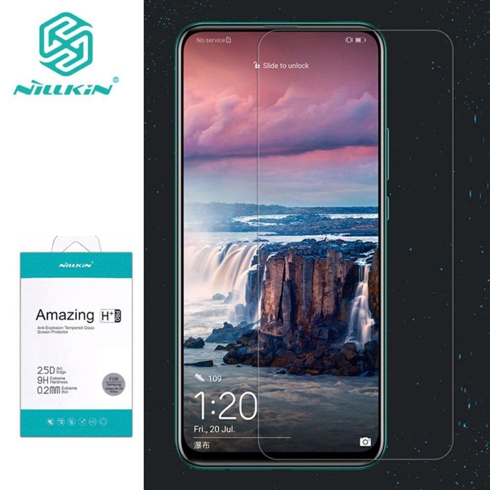 Protector de pantalla para Huawei P Smart Z Nillkin Glass Incredible H / H + Pro Vidrio templado para Huawei Y9 prime (2019)