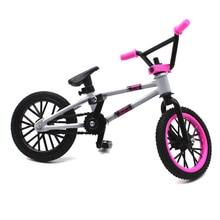 Mini Finger BMX Professional Mini Bicycle Novelty Gag Toys lick Trix Finger Bikes Gadgets For Deck Classic Game BMX Toys