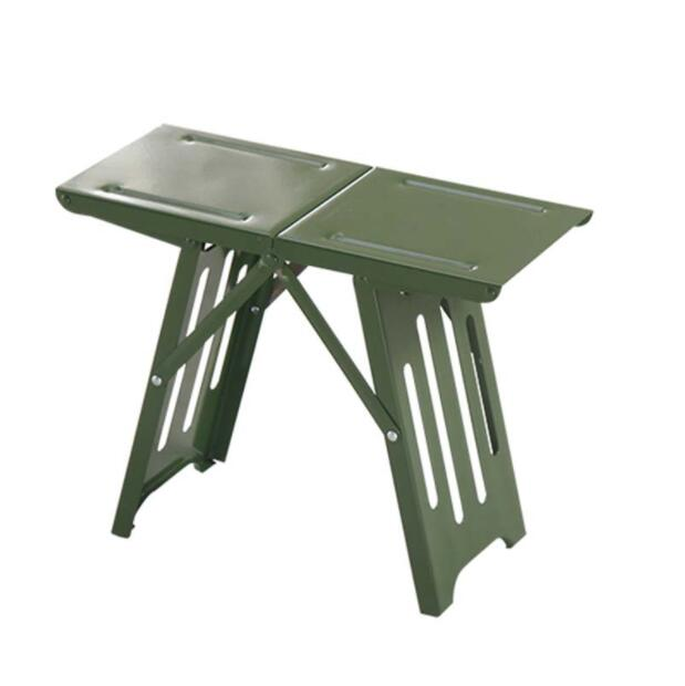 Children Stools Metal Folding Thicken Step Portable Outdoor Fishing Desk Travel Home Ultra Light Folding Stool Chair 1pc C604