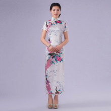 2d977aca227f1 and White Cheongsam Promotion-Shop for Promotional and White ...