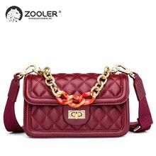 2019 new -Zooler woman leather bag shoulder bags luxury designer cross body bags woman messenger bag fashion purses#LT223 sales zooler 2017 new designed woman bag 100