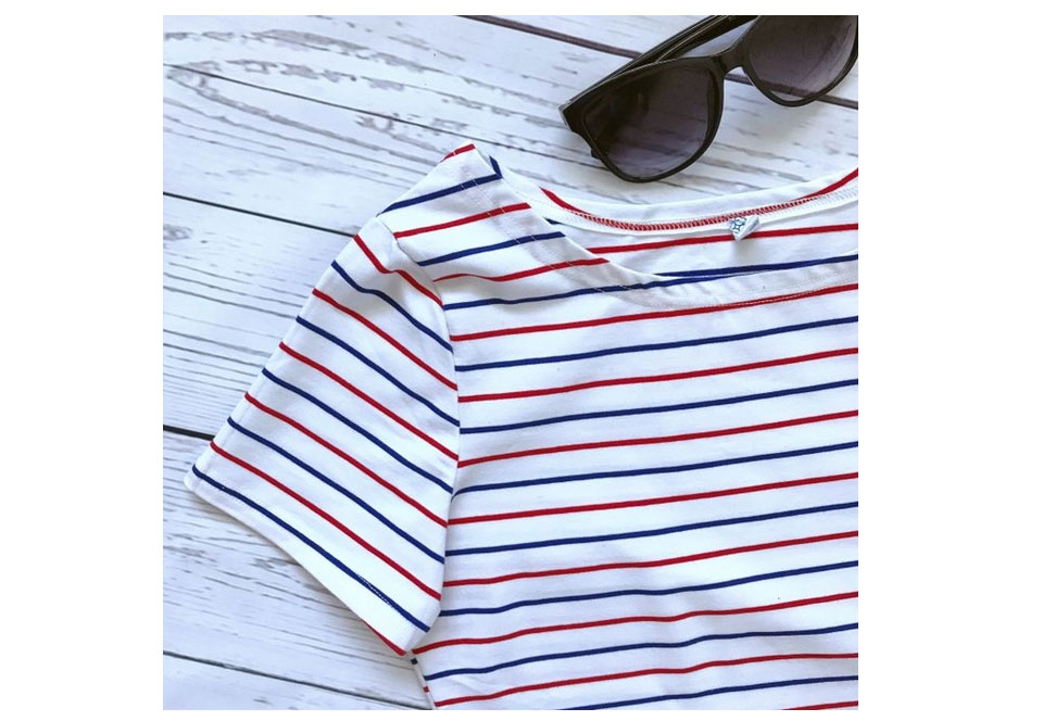 HTB12ZegRpXXXXcvapXXq6xXFXXXK - Volocean Summer Casual T-shirts For Women Classic Cotton