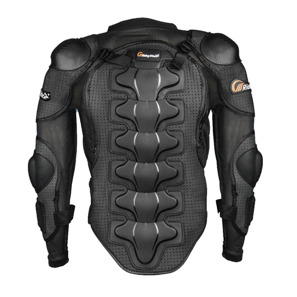 Brand new motorcycle armor protector motocross off road for Motorcycle body armor shirt