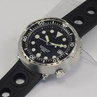 316 из нержавеющей стали Япония nh35 автоматические дайвинг часы Мужские автоматические 30bar