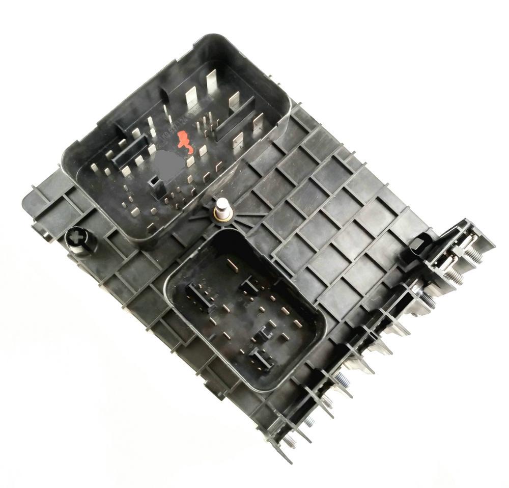 hight resolution of new car fuse box relay board set 1k0937124q for vw golf r32 jetta passat b6 cc
