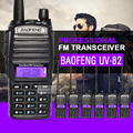 6pcs Baofeng UV-82 Dual Band Walkie Talkie VHF UHF 136-174MHZ 400-520MHZ Frequency Portable Hf Transceiver Ham Radio