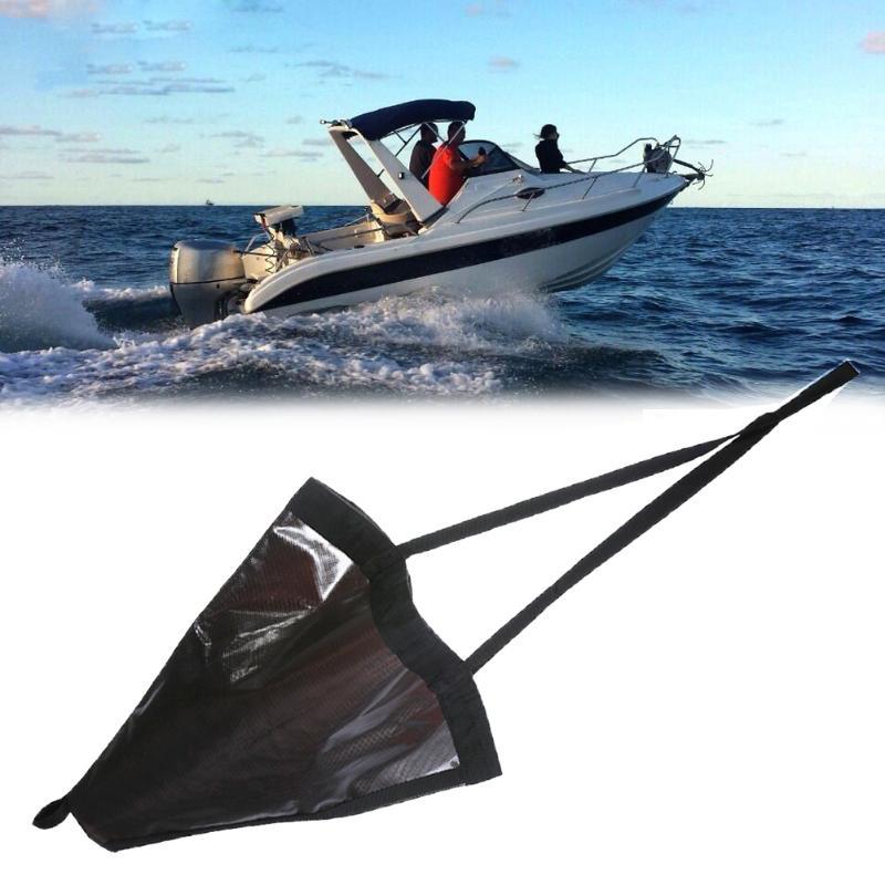 24 Universal PVC Sea Anchor Drogue Drifting Brake Sock Chute Suit Boat/Yacht/Kayak/Dinghy/Jet Ski/Crusier for 15' to 17' boats