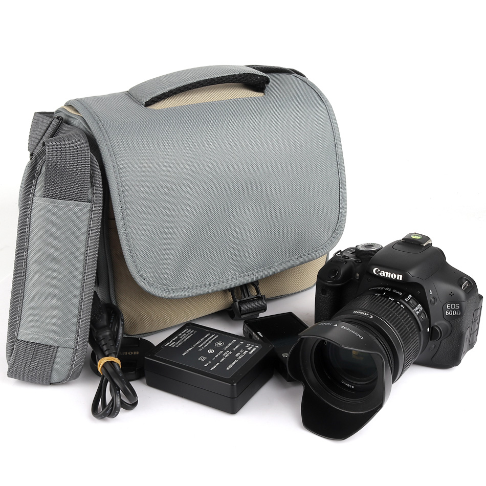 DSLR Camera Bag Case Shoulder Bag For Canon Nikon Sony alpha Fujifilm Panasonic Photo Foto Lens Case Waterproof Backpack