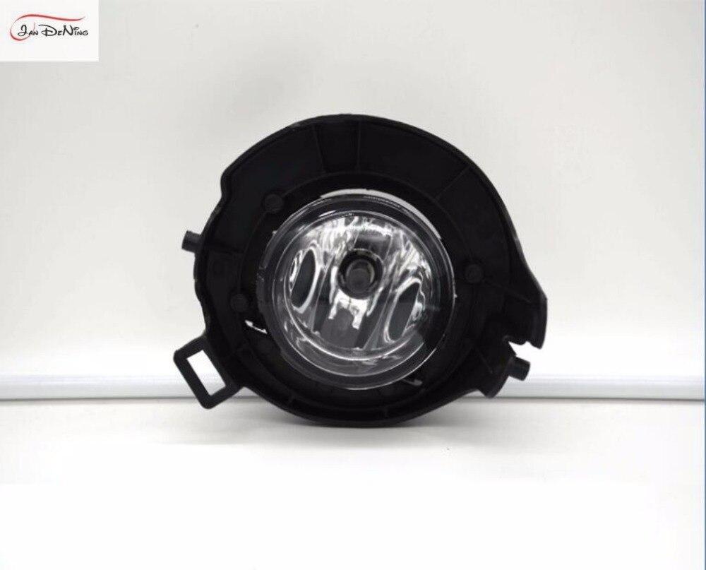 Phares antibrouillard de voiture JanDeNing pour NISSAN PATHFINDER 2010 ~ 2012 ampoule halogène claire: H11-12V 55 W Kit de lampes antibrouillard avant