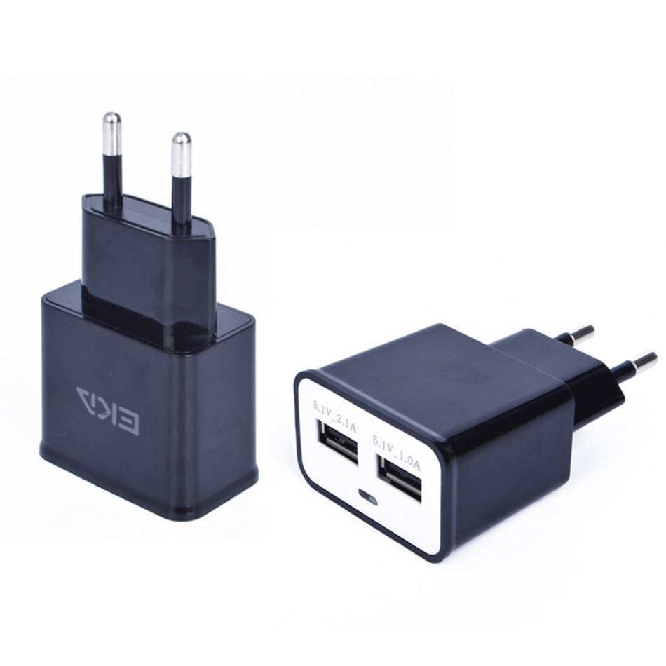 2-Pin AC Power charger Adapter US Wall Plug For Samsung Galaxy Tab Note