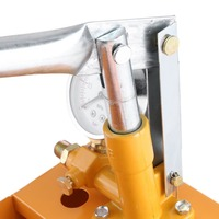 water testing pump High pressure test vacuum oil pump hot wheels manual Pipe Leakage Tester Durable Hydraulic 25KG Hand Power