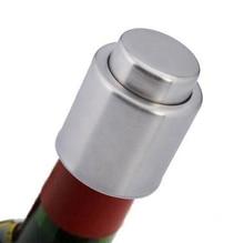 Red Wine Bottle Stopper Plug Vacuum Sealed