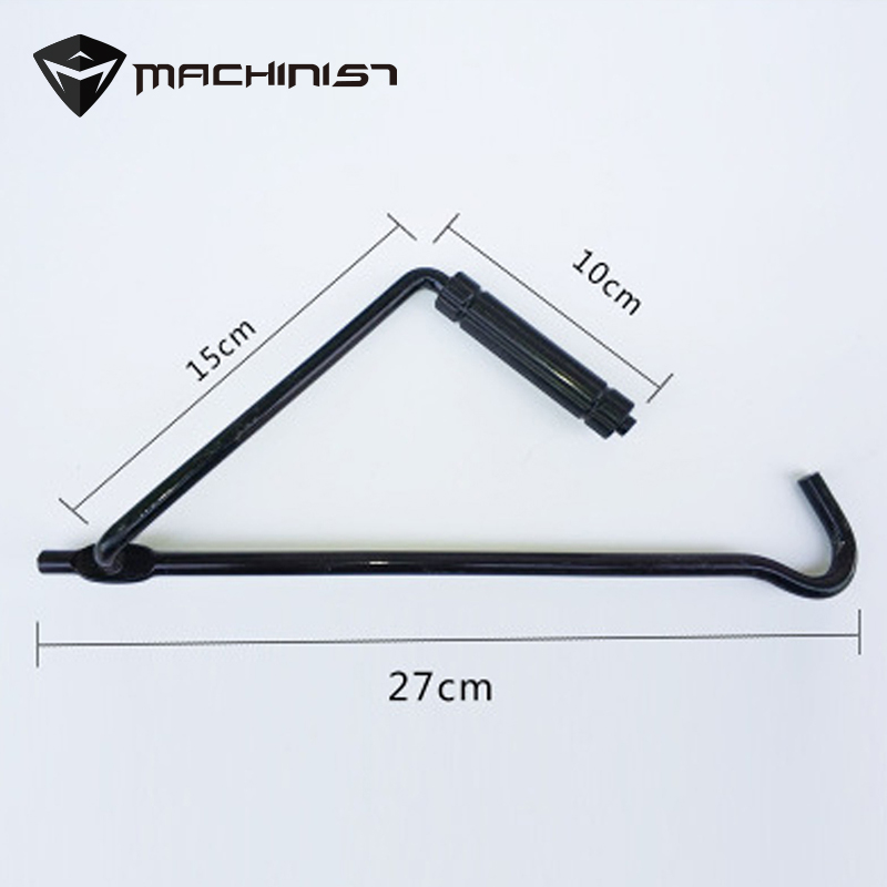 Car Jack Rocker Hand Tyre Crank Rocker Lever Wrench Car Tool Jack Accessories Jack Rocker Folding Handle Scissor