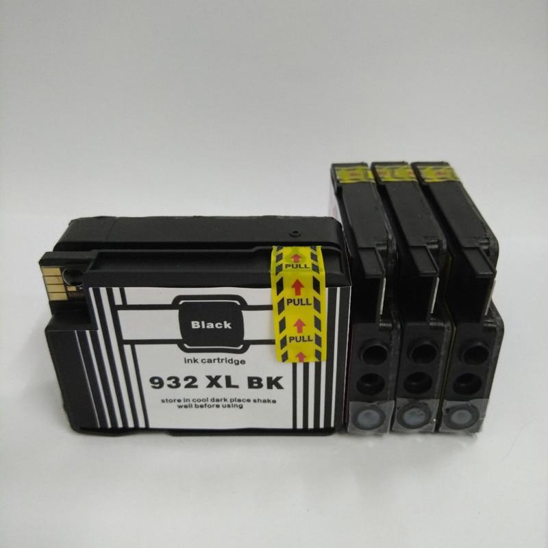 Einkshop compatível Cartuchos de Tinta de substituição para HP 932 - Eletrônica de escritório - Foto 4