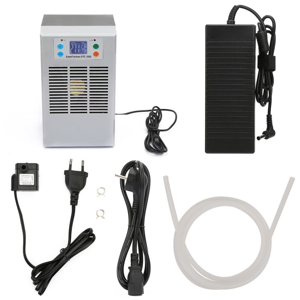 100 240V Fish Tank Water Cooling Heating Machine 70w 100w Aquarium Thermostat for small scale refrigeration