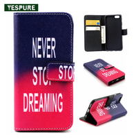 YESPURE Wholesale 4 7 Inch Cell Phone Case Wallet For Iphone 6 6s Anti Stress Cover